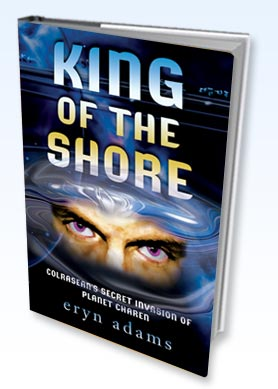 Author Eryn Adams Creation, King Of The Shore Science Fiction Fantasy Book